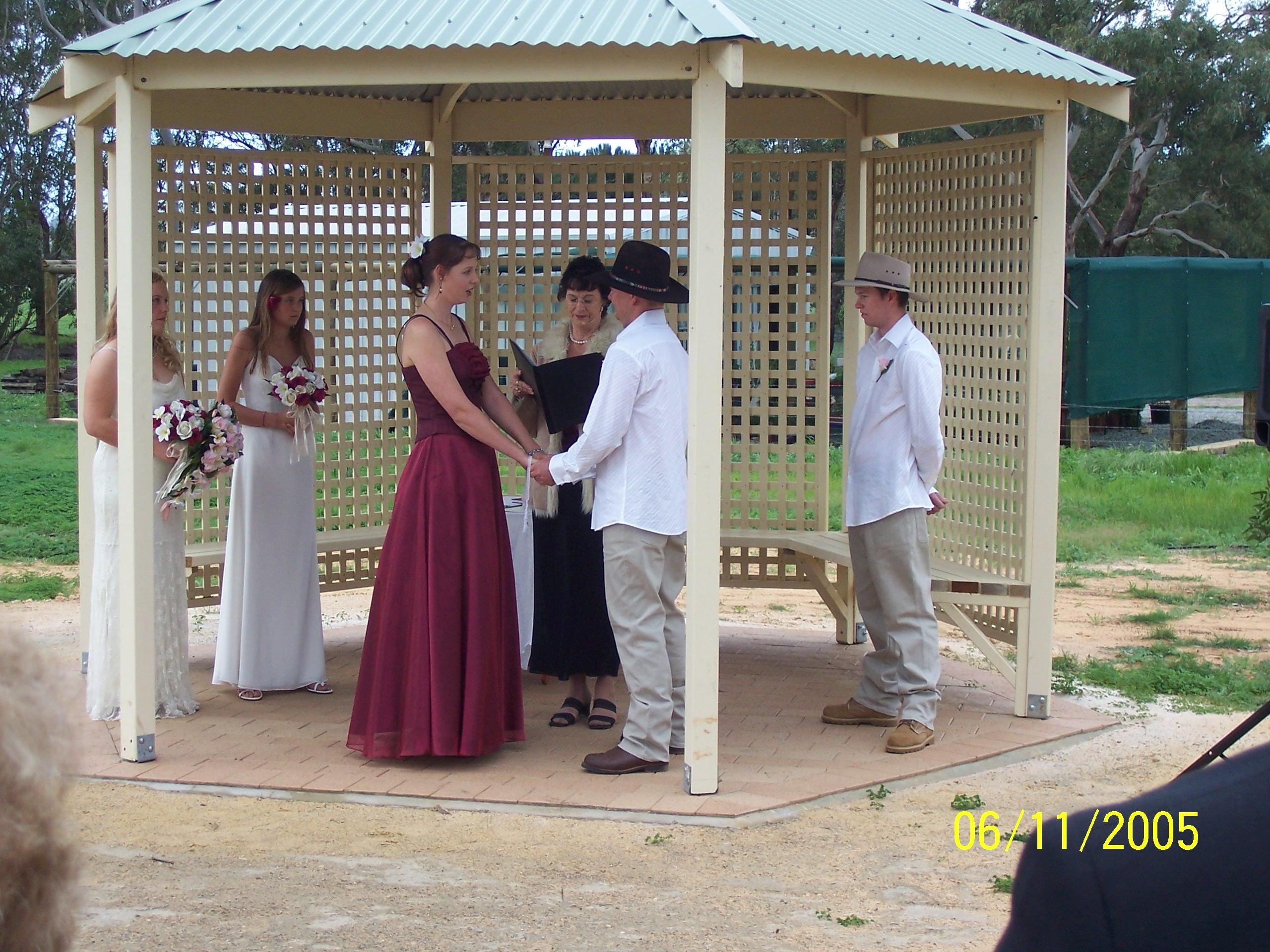 Dandargan Wedding
