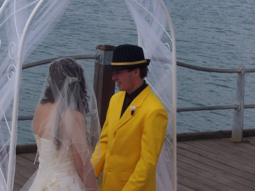 Geraldton Foreshore Wedding